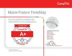 MFT-CompTIA-A-Plus-CE-20191