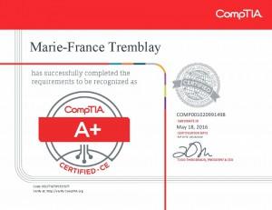 MFT-CompTIA-A-Plus-CE