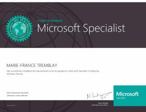 MFT-Specialist-Win10